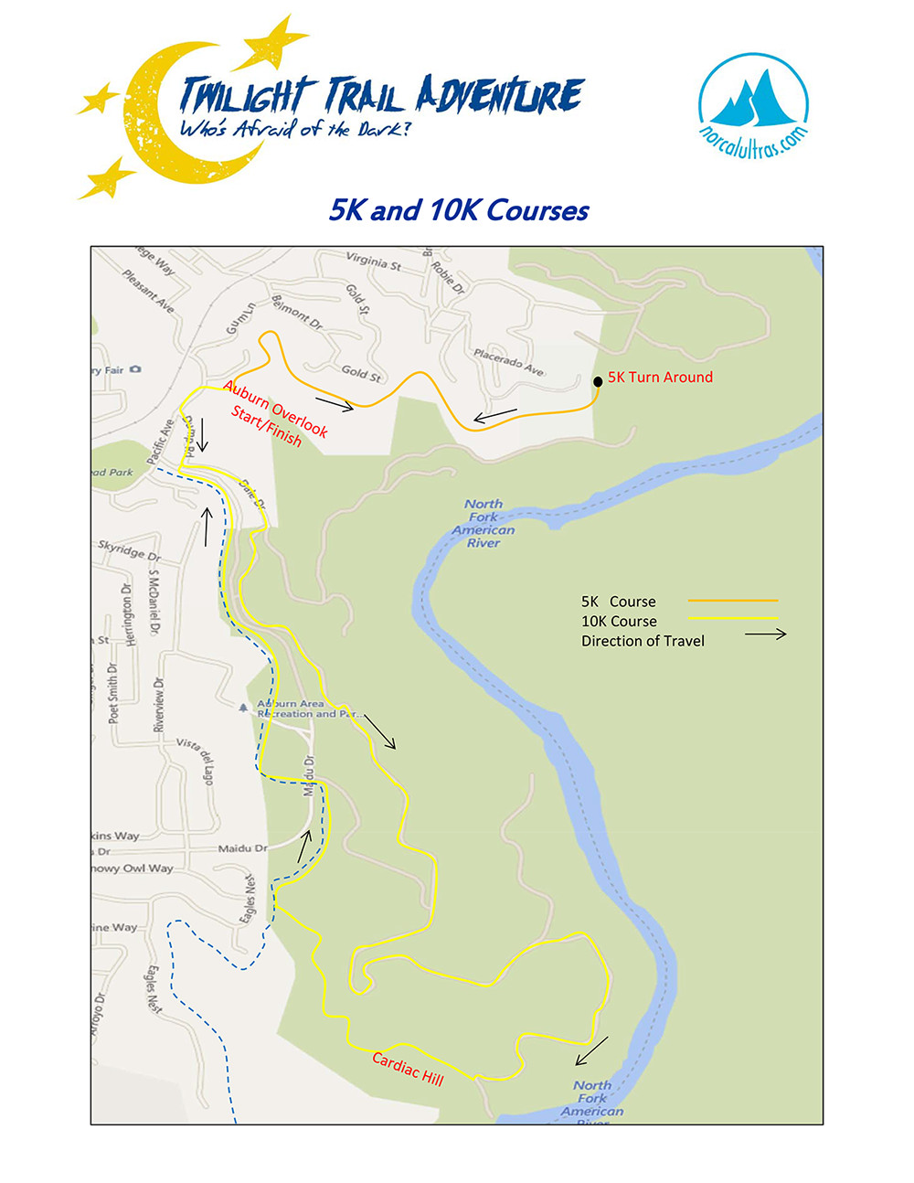 download the course map PDF